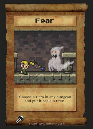 BMA045 Fear