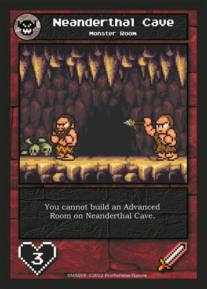 BMA018 Neanderthal Cave