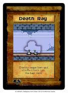 Death Ray Spell