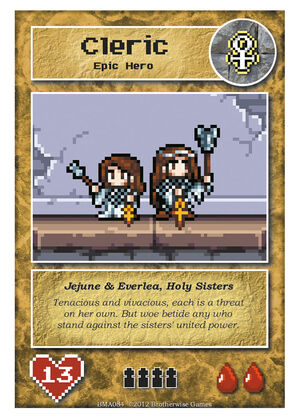 BMA084 Jejune & Everlea, Holy Sisters