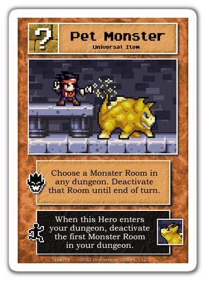 THK018 Pet Monster