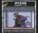 Xyzax