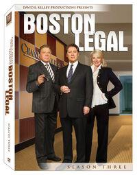 Boston legal season 3 dvd-1-