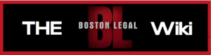 Boston Legal Wiki
