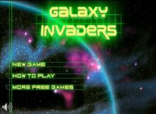Galaxyinvaders