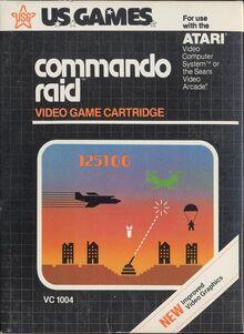 Commandoraid