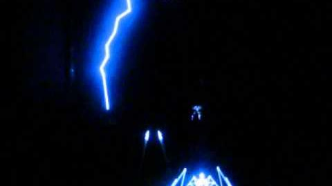 Vectrex War of the Worlds - Time Rift Variant