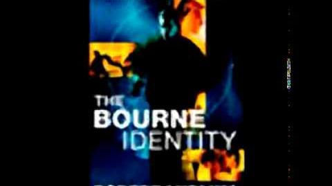 The Bourne Identity Audio Book