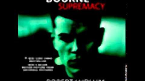The Bourne Supremacy Audio Book