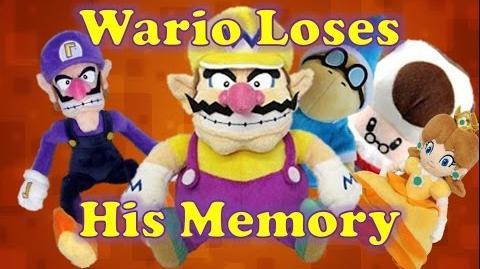 Wario Loses His Memory