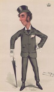 Marquess of Queensberry 10 November 1877