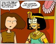 Cleopatra FYI