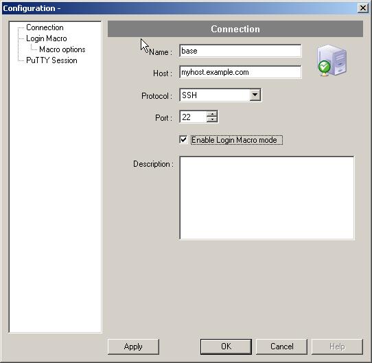 Pcm connection