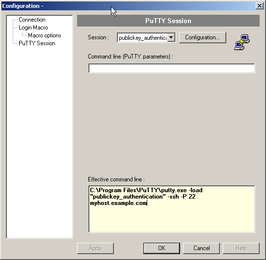 Pcm putty session