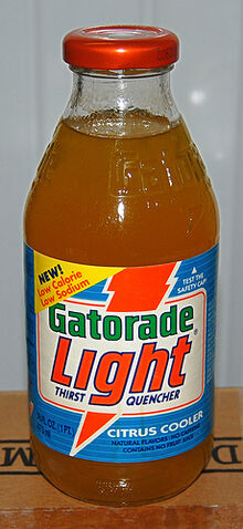 File:Gatorade Light Citrus Cooler bottle 1990.jpg