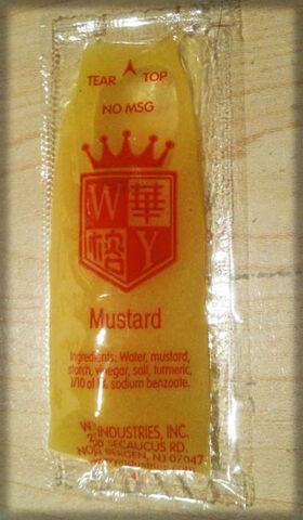 File:WY Industries Mustard packet.jpg