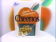 Apple Cinnamon Cheerios