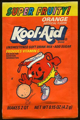 File:Kool-Aid orange flavor (Super Fruity!) packet early 90's.jpg