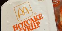 McDonald's Hotcake Syrup