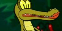 Mama Crocodile