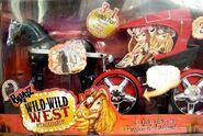 Bratz Wild Wild West Stagecoach