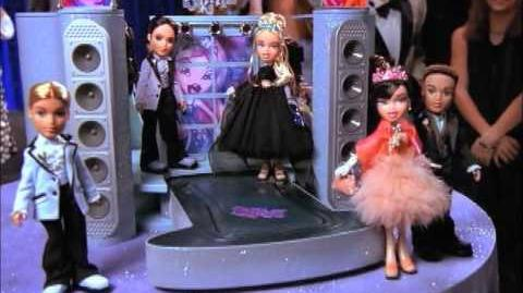 Bratz Formal Funk Super-Stylin' Runway Disco Commercial! (2003)