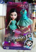 Bratz Passion 4 Fashion 2nd Edition Jade
