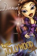 Bratz Hollywood Style Dana Poster