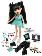 Bratz Girls Nite Out Jade Doll