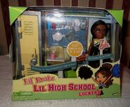 Lil' Bratz Lil' High School Lockers Zada