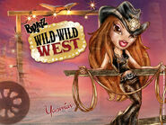 Bratz Wild Wild West Yasmin Wallpaper