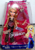 Bratz Passion 4 Fashion 3rd Edition Cloe