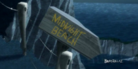 Midnight Beach (location)