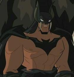 Prehistoric Batman