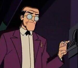Professor Carter Nichols