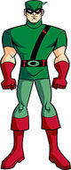 Brave and Bold Green Arrow