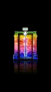 Rainbow gate summon