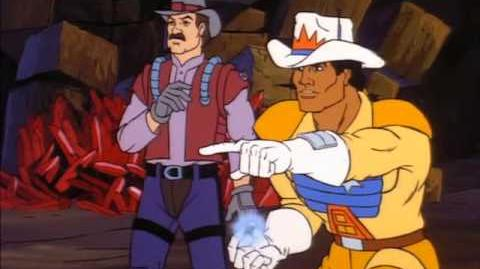 BraveStarr Ep. 19) - Sundown At Sawtooth