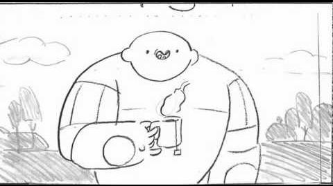 "Nice Whiskers - Animatic from Pendleton Ward's ""Bravest Warriors"""