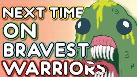 Next Time on Bravest Warriors - Ultra Wankershim on Cartoon Hangover