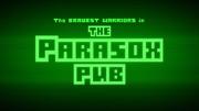 BW - The Parasox Pub Title Card