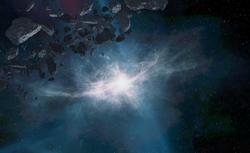 Crystal Supernova