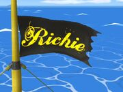 Richie's flag