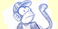 Diddy Kong (Character)