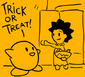 Trick or Treat Art Style