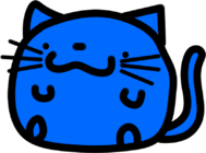 Huge Blue Cat (Better)