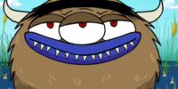 Alley Monster