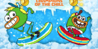 Nickelodeon Champions of the Chill