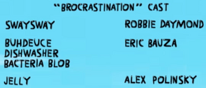 BrocrastinationCast