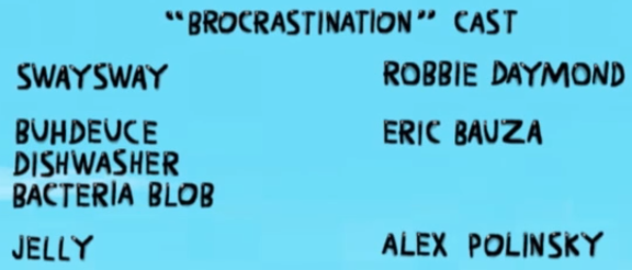 File:BrocrastinationCast.png